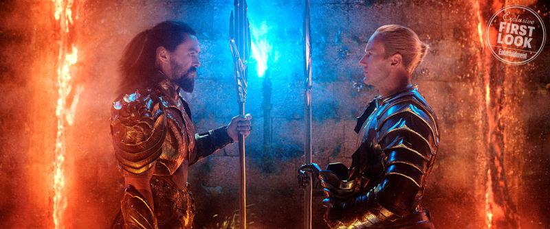 """Aquaman presenta su tráiler final antes de su lanzamiento en diciembre""""fantástico""""."""