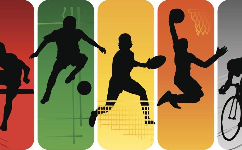 ¿Cuáles son los deportes más practicado del mundo? OJO el fútbol no es eln°1