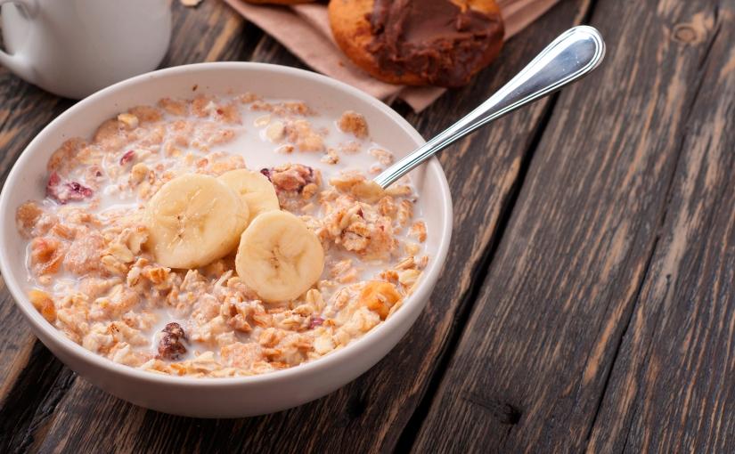 5 Desayunos saludables y fáciles depreparar