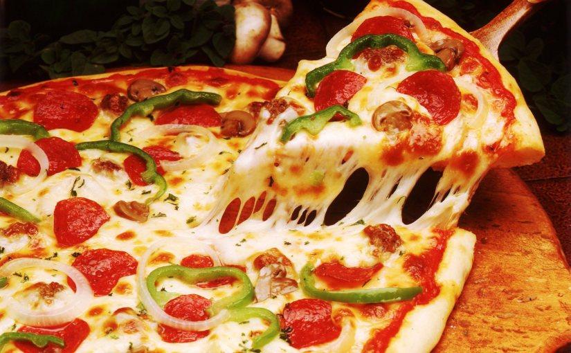 Desayunar pizza aporta más nutrientes que comer cereales conleche