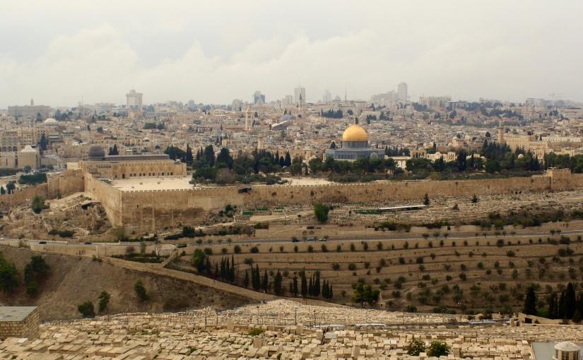 Jerusalén, la ciudad de las milcaras