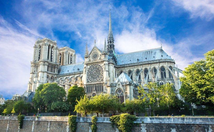 Curiosidades de la catedral de NotreDame