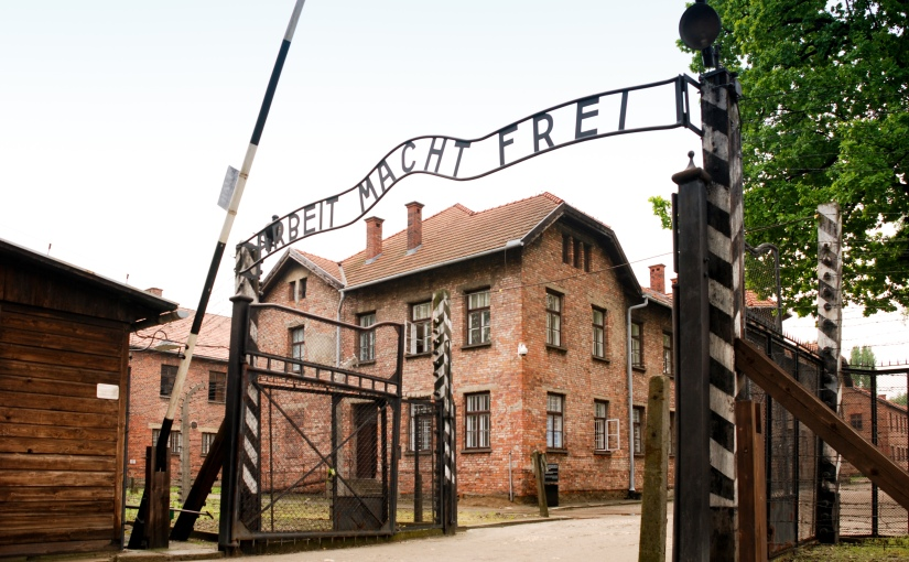 """Auschwitz """"Infierno en latierra"""""""