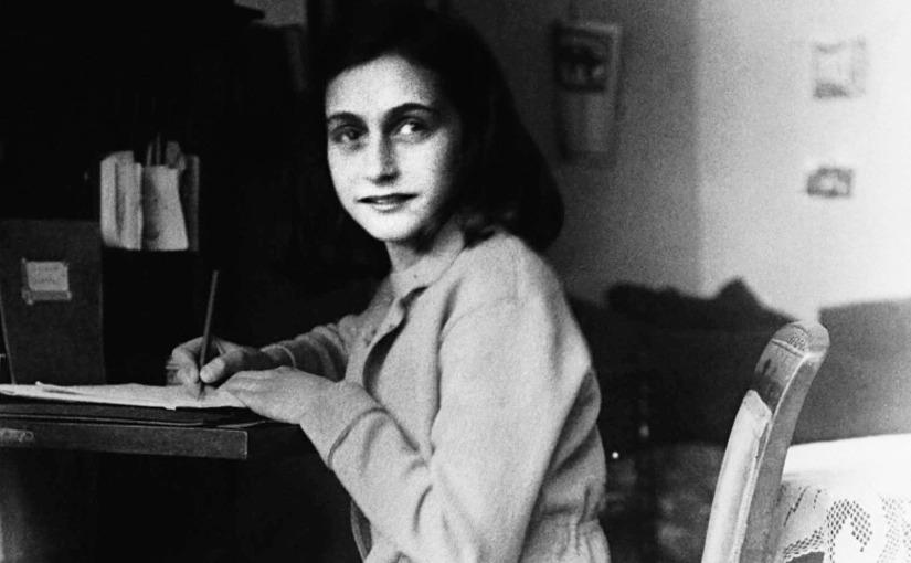 Hoy Ana Frank cumple 90años