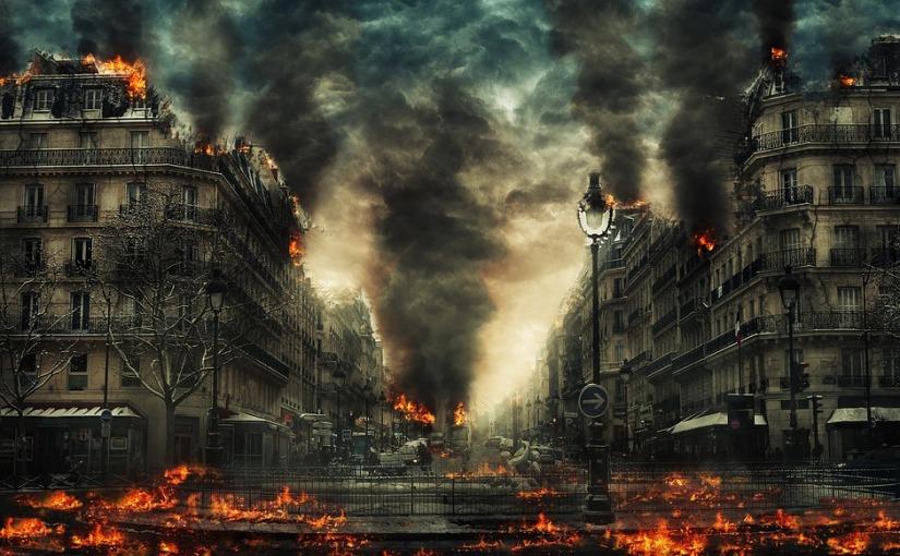 Informe revela fin de la civilización; año 2050 ¿Causa? Cambioclimático