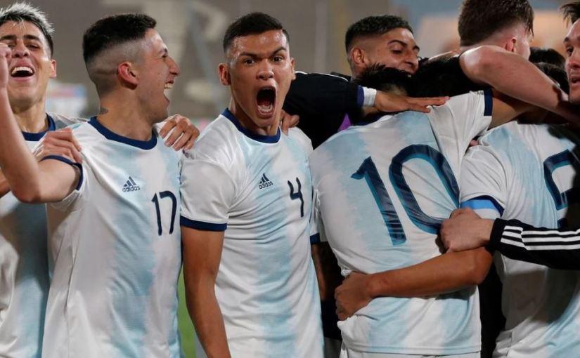 Selección Argentina mordió el oro enLima.