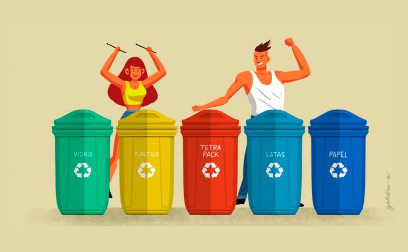 Guía para reciclar