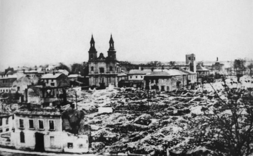 Wielun; El comienzo de la Segunda GuerraMundial